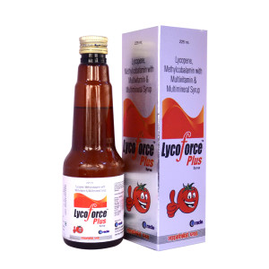 Lycoforce Plus Syrup
